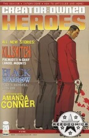 Creator Owned Heroes #5