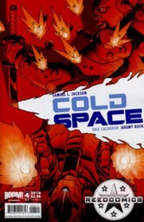 Cold Space #4 (Cover A)