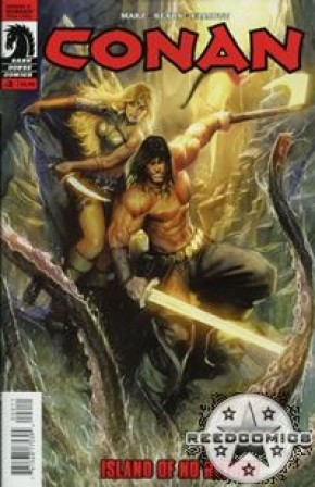 Conan Island Of No Return #2