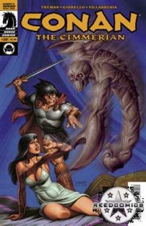 Conan The Cimmerian #10