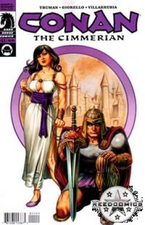 Conan The Cimmerian #11