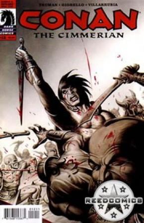 Conan The Cimmerian #12