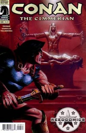 Conan The Cimmerian #13