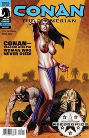 Conan The Cimmerian #15