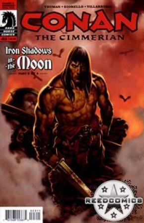 Conan The Cimmerian #23