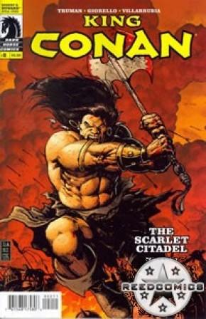 King Conan The Scarlet Citadel #2