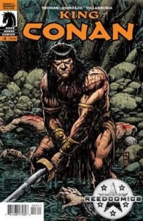King Conan The Scarlet Citadel #3