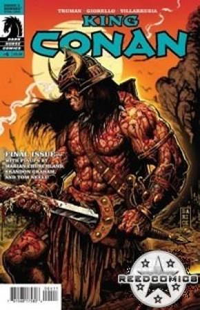 King Conan The Scarlet Citadel #4