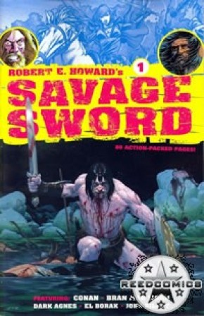Robert E Howards Savage Sword #1
