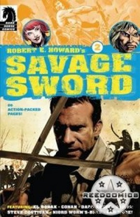 Robert E Howards Savage Sword #2