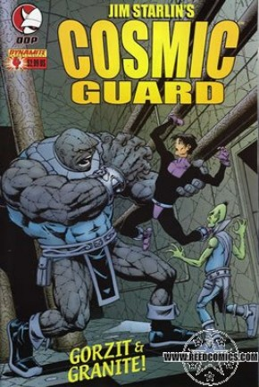 Cosmic Guard #4