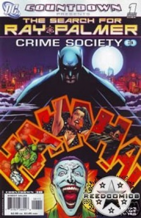 Countdown The Search for Ray Palmer Crime Society