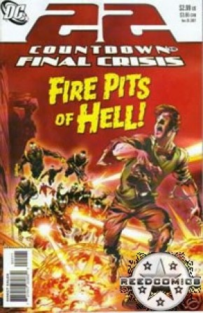 Countdown to Final Crisis #22
