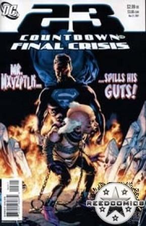 Countdown to Final Crisis #23