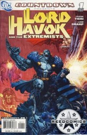 Countdown Presents Lord Havok and the Extremists #1