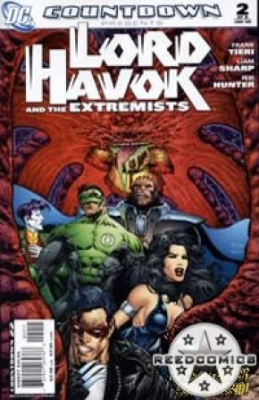 Countdown Presents Lord Havok and the Extremists #2