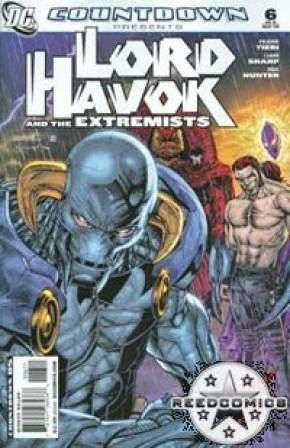 Countdown Presents Lord Havok and the Extremists #6