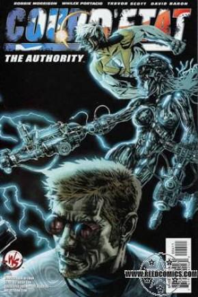 Coup D'Etat The Authority #4