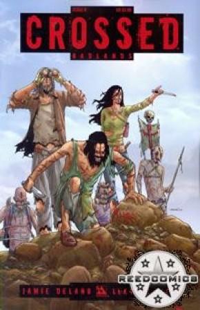Crossed Badlands #9