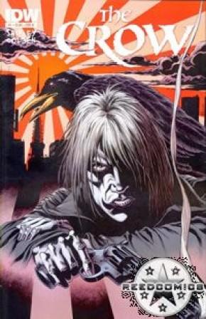 Crow #1 (1:5 Incentive)