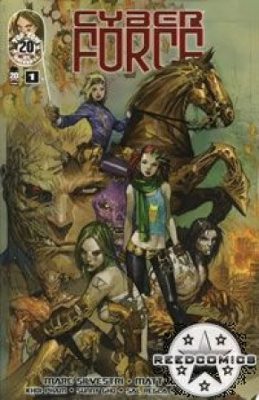 Cyber Force Volume 4 #1
