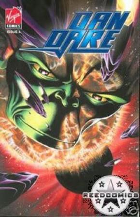 Dan Dare #4 (Cover A)