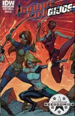Danger Girl GI Joe #3