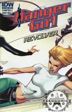 Danger Girl Revolver #3