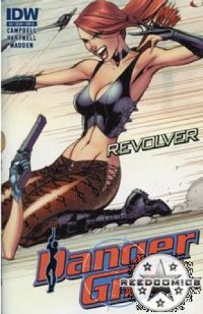 Danger Girl Revolver #4
