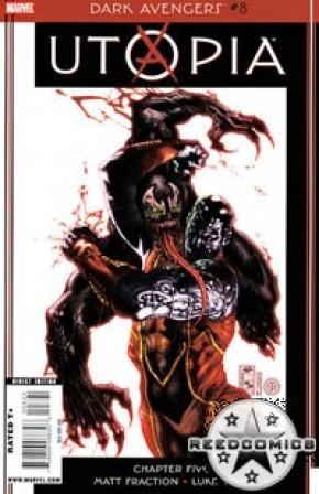 Dark Avengers #8 (1:10 Incentive)