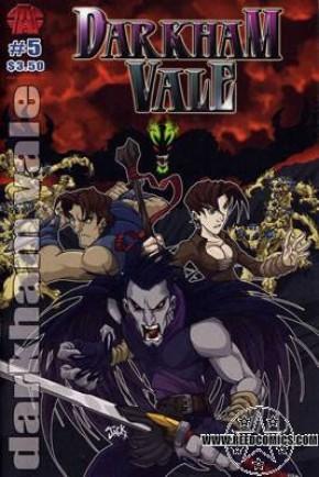 Darkham Vale #5