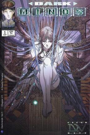 Dark Minds Volume 1 #1 (Cover B)