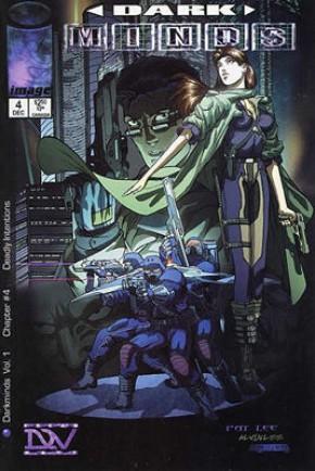 Dark Minds Volume 1 #4