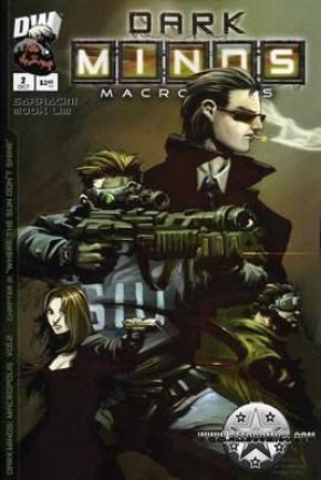 Dark Minds Macropolis Volume 2 #2