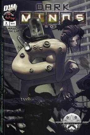 Dark Minds Macropolis Volume 2 #3