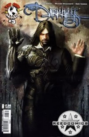 Darkness (new) #3 (Cover B)