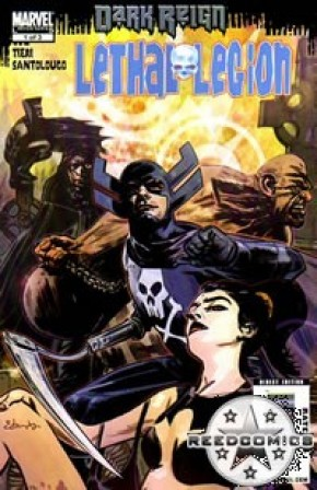 Dark Reign Lethal Legion #1