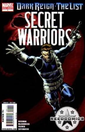 Dark Reign The List Secret Warriors