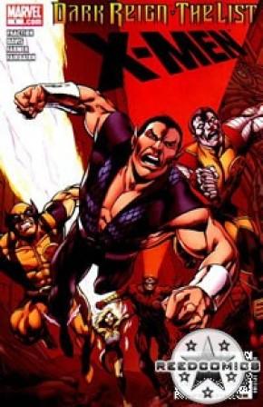 Dark Reign The List X-Men