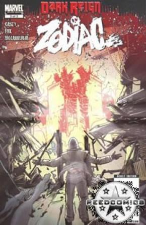 Dark Reign Zodiac #3