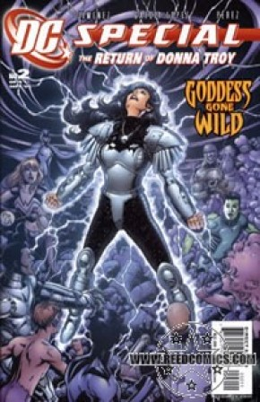 DC Special The Return of Donna Troy #2