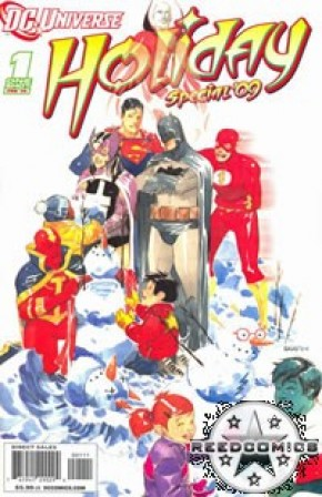 DC Universe Holiday Special 2009