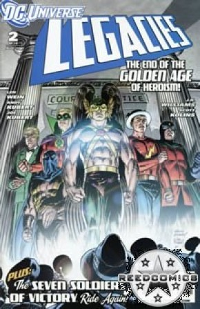 DC Universe Legacies #2