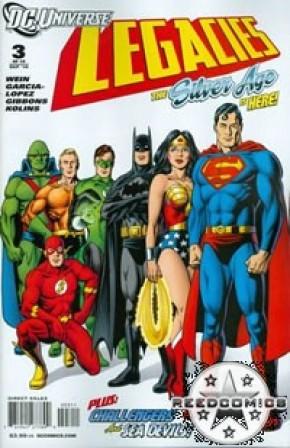 DC Universe Legacies #3