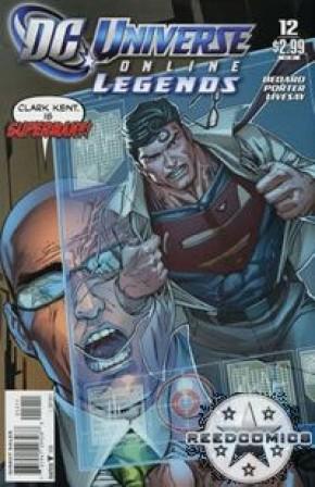 DC Universe Online Legends #12