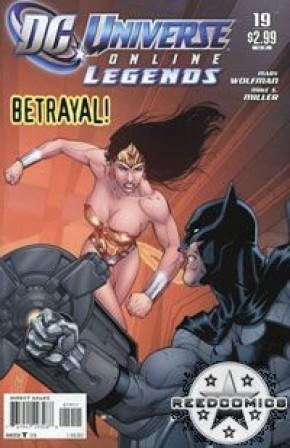 DC Universe Online Legends #19