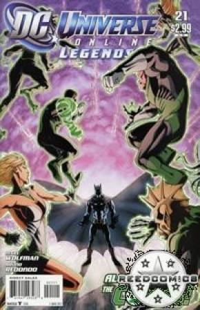 DC Universe Online Legends #21