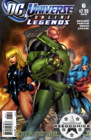 DC Universe Online Legends #6
