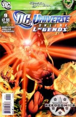 DC Universe Online Legends #9