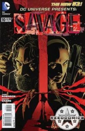 DC Universe Presents (2011) #10